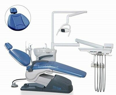 Tuojian TJ2688 A1 Dental Unit Chair Computer Controlled Soft Leather FDA CE