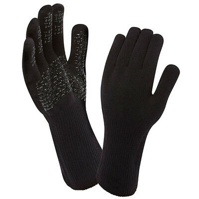 Sealskinz Ultra Grip Waterproof Gauntlet Black