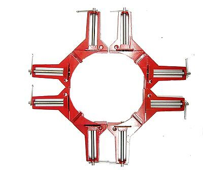 """4pc 3"""" MITRE CORNER CLAMP New picture frame  clamp bar"""