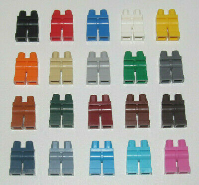 Lego ® Personnage Minifig Paire Jambes Leggs Choose Color ref 970 NEW