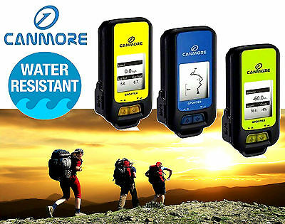 Canmore GP-102+ G‐PORTER Multi-Function GPS Data Logger 4 Travel&Sports/SiRF IV