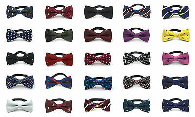 Fashion Premium Boys Girls Party Multi Color Wedding Bow Tie Children Kids New