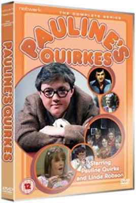 Pauline's Quirkes: The Complete Series DVD NEW