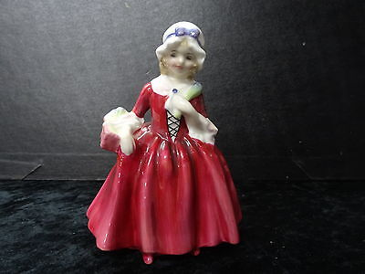 "Royal Doulton China Figure ""Lavinia"" HN 1955. Issued 1940-1979"