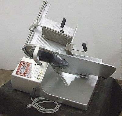 Bizerba Se-12 Manual Slicer