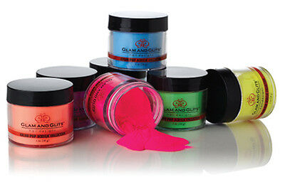Acrylic Powder Color Pop collection - 1oz - Glam and Glits