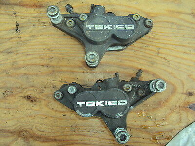 Suzuki Rgv250 Vj21 Front Brake Calipers