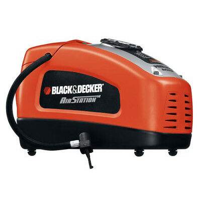 Black & Decker ASI300 160 PSI High Performance Air Station Inflator New