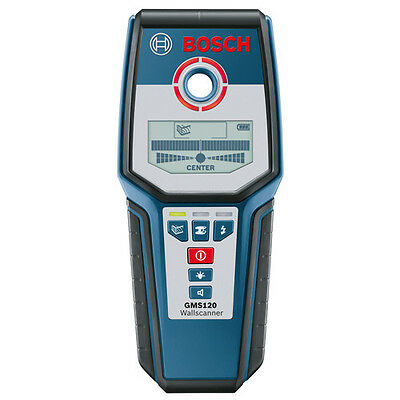 Bosch Digital Wall Scanner GMS120 Reconditioned