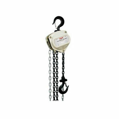"JET 1-1/2"" Ton Hand Chain Hoist With 10"" Lift 101920 New"