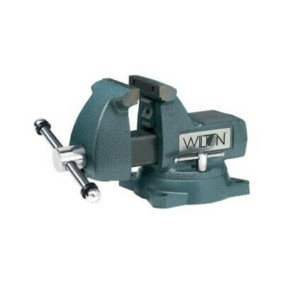 Wilton 744, 740 Series Mechanics Vise - Swivel Base, 4 in. Jaw Width New