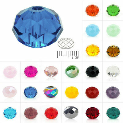 72Pcs 10mm Crystal Disco Ball Loose Beads Fit Pendant DIY Jewelry Making