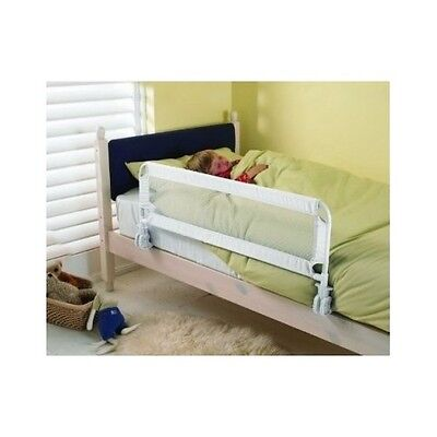 Babyway Bed Rail Secure Safe Guard Locking Mechanism Generous Width Easy Set Up