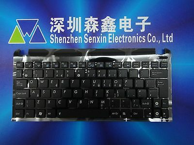 New UK Keyboard for ASUS Eee PC 1015PX 1015BX 1015CX 1011PX 1011BX 1011CX Black