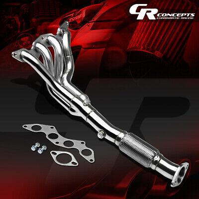 For 12-15 Ford Focus Mark Iii 2.0 Na Stainless Exhaust Manifold Header+Gasket