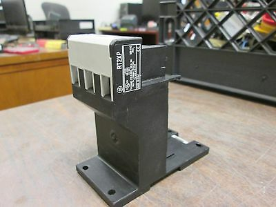 GE Overload Relay Base Adapter 2T2XP 600V Used
