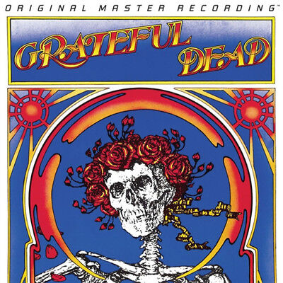 MOFI 367 | Grateful Dead - Skull And Roses MFSL 2LPs NEU