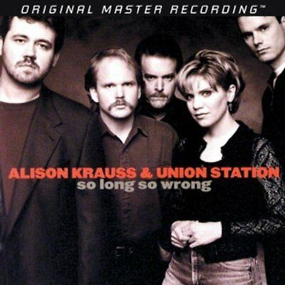 MOFI 276 | Alison Krauss & Union Station - So Long, So Wrong MFSL 2LPs