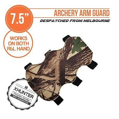 Xhunter Camo Archer Armguard Arm Guard Protector Shooting Compound Bow