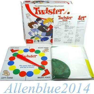 Twister Game Friends Family Moves Game Body Balance Game Puzzle Toys Das Spiel