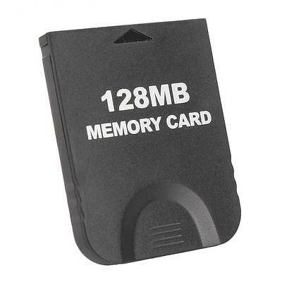 128MB (2043 Blocks) Memory Card for Nintendo Game Cube and Wii Console GC