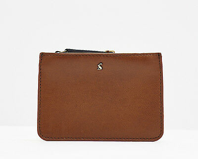 Joules Chancery Leather Purse