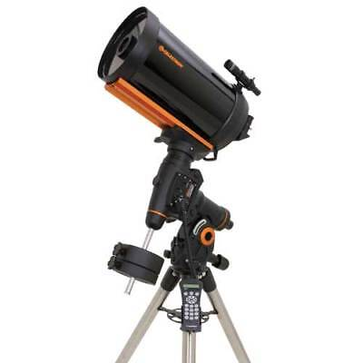 Celestron CGEM 9.25 Inch CGEM ? Sct Telescope with Computerized Equatorial Mount
