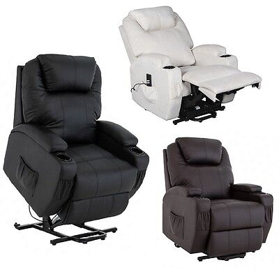 Cavendish electric rise and recline mobility chair riser recliner armchair -used