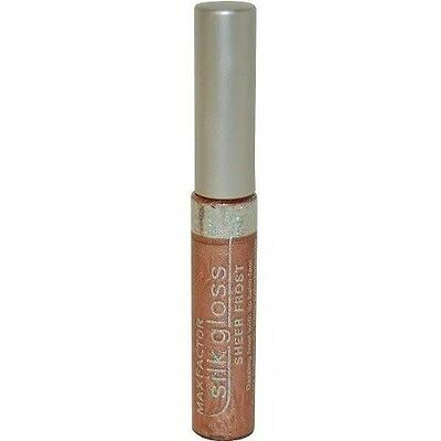 Max Factor Lip Silk Gloss - 370 Cinnamon Glow