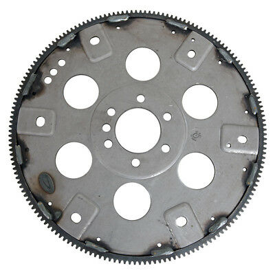 Revolution Flexplate 400-168; Stock Replacement Steel for Chevy 383/400 SBC