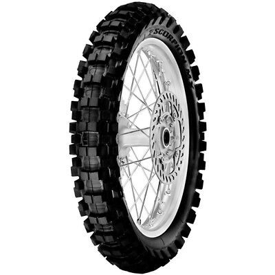 Pirelli NEW Scorpion MX Extra J 80/100-12 Dirt Bike Mini Front Motocross Tyre