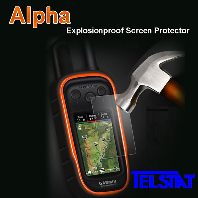 Garmin Alpha 100 Explosionproof Screen Protector