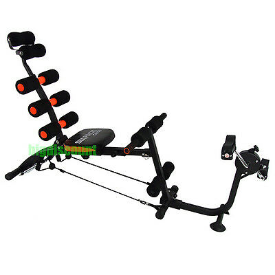 AB Exercise Machine Six Pack Care Bike Sit Up Bench Wonder Abdominal Pro Abs