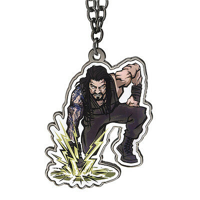 "Wwe Roman Reigns ""believe That"" Pendant Official New"