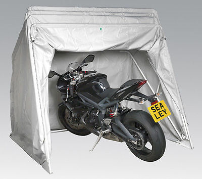 Vehicle Storage Shelter Large with Solar Panel Pocket MS067 MOBILITY SCOOTER