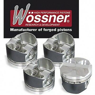 Wossner Forged Piston Pistoni Stampati Peugeot 206 Xs S16 1.6 16V Gr.a Pistones