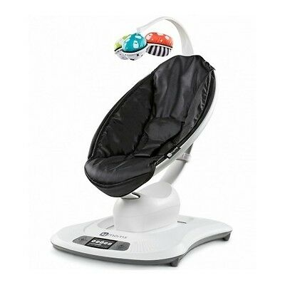 MamaRoo Carrier 4Moms Classic Infant Swing Bouncer Powered Rocker Baby Seat