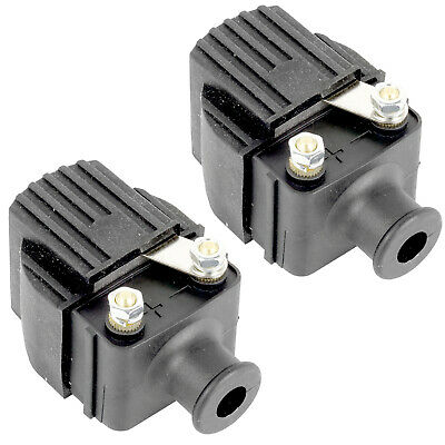 IGNITION COILS Fit MERCURY Outboard 25HP 25 HP ENGINE 1980 1982-2006 *2-PACK*