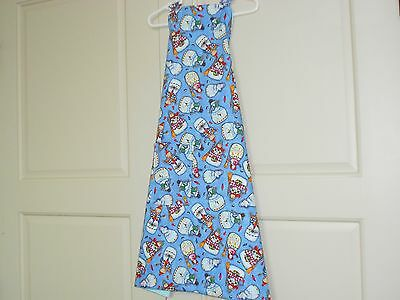 100% Cotton Lined Holiday Apron Of Holiday - A Collection Of Jim Shore Snowmen