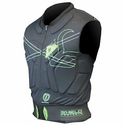 Demon Shield Vest Unisex Upper Body Armour - Snowboard, Ski, MTB Protection