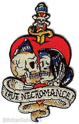 True Necromance Embroidered Patch Vince Ray VRP12