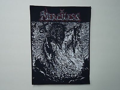 Merciless Realm Of The Dark Sublimated Back Patch