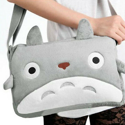 Anime My Neighbor TOTORO Cute Plush Shoulder Messenger Bag Cawaii Soft Bag Toy