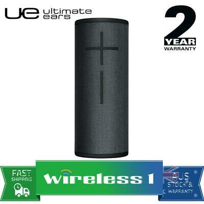 UE Ultimate Ears BOOM 3 Wireless Bluetooth Speakers Night Black