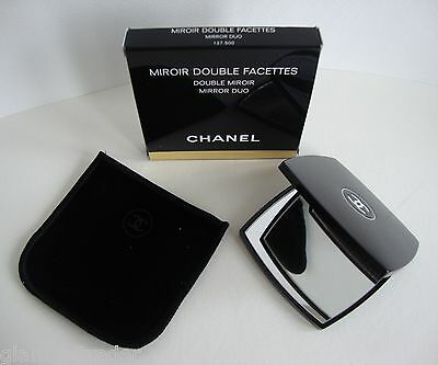 CHANEL Compact Duo Mirror BNIB Genuine