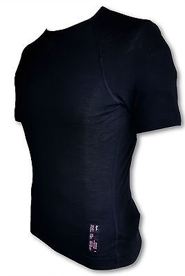 Rapha Cycling Merino Base Layer Short Sleeves BNWTs Black Small