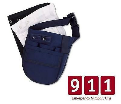 Nurse Nursing Medical Small Apron Organizer Belt Hip ER RN Trauma Bag Shears