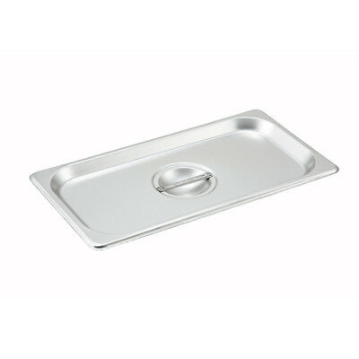 Lid for Steam-Table Pan: Third Size Solid