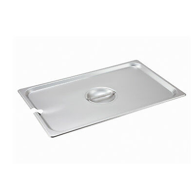 Lid for Steam-Table Pan: Full Size Slotted