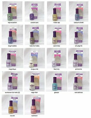 Orly Nail Care Treatments VARIATIONS of Your Choice  .6oz/18mL
